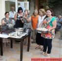 ΣΤΟ ΚΑΠΗ ΒΑΜΒΑΚΟΠΟΥΛΟΥ:   Βραδιά λουκουμά με μουσική και μαντινάδες