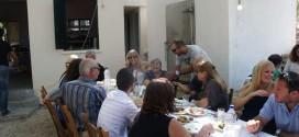 Συνάντηση των οικογενειών Τζιγκουνάκη στο Τζιτζιφέ