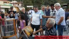 ΣΤΟ ΕΛΟΣ ΤΩΝ ΕΝΝΙΑ ΧΩΡΙΩΝ ΚΙΣΑΜΟΥ:  Αρκετός κόσμος στη γιορτή του μελιού