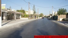 Η ΑΝΑΤΟΛΙΚΗ ΑΓΙΑ ΜΑΡΙΝΑ:     Χωρίς δημοτικό φωτισμό η κεντρική οδός