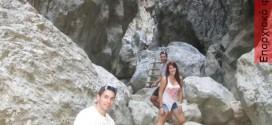 Μικρό και… περιπετειώδες το φαράγγι του Αγίου Αντωνίου στο Ρέθυμνο