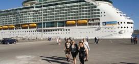 Άφιξη κρουαζιερόπλοιου στο λιμάνι της Σούδας και έναρξη διαδραστικών συστημάτων 'Creative Crete'