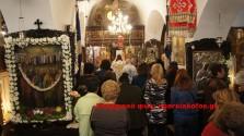 ΣΤΗΝ ΙΣΤΟΡΙΚΗ ΣΥΝΟΙΚΙΑ ΣΠΛΑΝΤΖΙΑΣ :  Γιόρτασαν οι Άγιοι Ανάργυροι