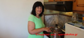 """""""Γεύσεις Κρήτης"""" με αρνάκι τσιγαριστό στην Αγία Μαρίνα"""
