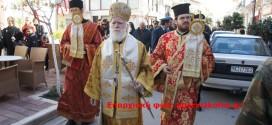 ΣΤΟ ΚΑΣΤΕΛΙ ΚΙΣΑΜΟΥ:  Με λαμπρότητα γιορτάστηκε ο πολιούχος Άγιος Σπυρίδων  «Λουλούδι του ουρανού και όργανο του Αγίου Πνεύματος»