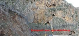 Στην κυκλοφορία ο δρόμος από την ιστορική σήραγγα Τοπολίων – Κατσοματάδω (Βίντεο)