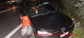 Δύο τροχαία ατυχήματα στα Χανιά