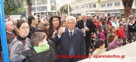 Στη Δημοτική Αγορά Χανίων μεσημέρι τελευταίας ημέρας του 2013 – Βίντεο