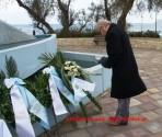 ΣΤΟ ΕΟΡΤΑΖΟΜΕΝΟ ΕΚΚΛΗΣΑΚΙ ΤΟΥ ΑΓΙΟΥ ΠΑΤΑΠΙΟΥ:     Μνήμες από το ναυάγιο «Ηράκλειον» και την αεροπορική τραγωδία
