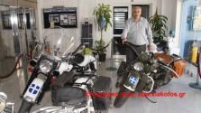 Έκθεση παλαιών φωτογραφιών, συσκευών, εξαρτημάτων και μοτοσικλετών στο Αστυνομικό Μέγαρο Χανίων – Βίντεο