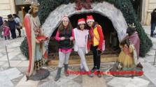 Στα Χανιά σήμερα παραμονή Χριστουγέννων  (Και βίντεο)