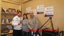 Παρέα με  τον μουσικό καλλιτέχνη Λευτέρη Μαθιουδάκη στο «Ράδιο Φάρος 91.8 FM»