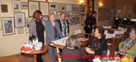 Η βασιλόπιτα και το ημερολόγιο της Ένωσης  των Γυναικών Ελλάδας