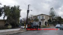 Συγκρούσεις οχημάτων μέσα στα Χανιά