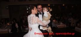 Ο θαυμάσιος γάμος του Μάρκου και της Νίκης στα Χανιά