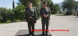 Νέος διοικητής στην 5η Μεραρχία Κρητών ο ταξίαρχος Δημήτριος Κωτσιόπουλος (Και βίντεο)