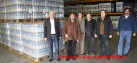 ΣΤΟΝ ΣΤΥΛΟ ΑΠΟΚΟΡΩΝΟΥ:    Την ΕΤΑΝΑΠ επισκέφτηκε ο υποψήφιος δήμαρχος Αποκορώνου Χαράλαμπος Κουκιανάκης