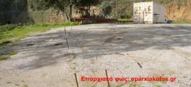 ΣΤO ΦΑΡΑΓΓΙ ΤΟΠΟΛΙΩΝ ΚΑΤΣΟΜΑΤΑΔΩ:     Έμειναν οι σιδερόβεργες στην πλατεία!