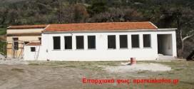 ΣΤΑ ΕΝΝΙΑ ΧΩΡΙΑ ΚΙΣΑΜΟΥ:  Ανακαινίζεται το ιστορικό σχολείο του Αγίου Αθανασίου