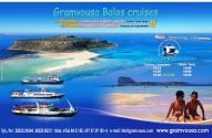 Μικρές θαλάσσιες διαδρομές με σύγχρονα πλοία για Γραμβούσα και Μπάλο