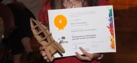 Εγκαινιάσθηκε η έκθεση παγκρήτιου παιδικού διαγωνισμού για το διάστημα