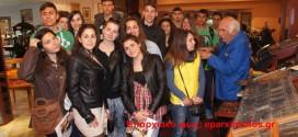 ΣΤΟ ΜΟΥΣΕΙΟ ΤΥΠΟΓΡΑΦΙΑΣ:  Επίσκεψη μαθητών από το Λύκειο Σπετσών (Βίντεο και φωτογραφίες)