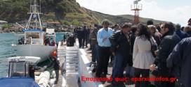 ΣΤΗ ΧΩΡΑ ΣΦΑΚΙΩΝ:  Βροντοφώναξαν «OΧΙ» στα χημικά της Συρίας