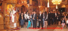 Η Ανάσταση του Χριστού στον Μητροπολιτικό  Ιερό Ναό του Καστελίου (Και βίντεο)