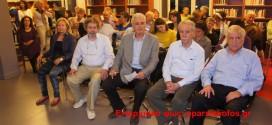"""Στη δημοτική βιβλιοθήκη  Χανίων παρουσιάστηκε το βιβλίο """"Κρήτη και Τουρκοκρητικοί"""" (Και βίντεο)"""