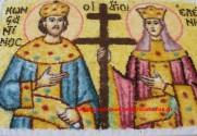 Πανηγύρισε ο Ιερός Ναός των Αγίων Κωνσταντίνου και Ελένης στην Αγυιά Χανίων ( Και βίντεο)