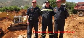 Ανασύρθηκε νεκρός ο άτυχος εργάτης από το πηγάδι στο Κόκκινο Μετόχι Χανίων (Και βίντεο)