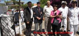 EΠΕΤΕIAKΕΣ ΕΚΔΗΛΩΣΕΙΣ ΓΙΑ ΤΗ ΜΑΧΗ ΚΡΗΤΗΣ:  Τιμή και μνήμη στους αγωνιστές του Αλικιανού στο Μνημείο Κερίτη