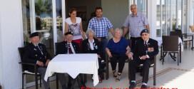 Γνωριμία με βετεράνους αγωνιστές της Μάχης της Κρήτης στο Μάλεμε (Και βίντεο)