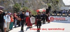 ΣΤΙΣ ΚΑΛΥΒΕΣ ΑΠΟΚΟΡΩΝΟΥ:  Εκδήλωση αλληλεγγύης με γαστρονομικές εκπλήξεις, χορό και τραγούδι (Και βίντεο)