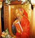 ΣΤΗΝ ΕΝΟΡΙΑ ΚΑΛΑΘΑ ΑΚΡΩΤΗΡΙΟΥ:    Εορτάστηκε πανηγυρικά ο Άγιος Ιωάννης ο Θεολόγος