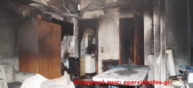 ΣΤΑ ΧΑΝΙΑ : Πανικός σε πολυκατοικία από πυρκαγιά