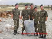 Στρατεύσιμοι τίμησαν την Παγκόσμια Ημέρα Περιβάλλοντος