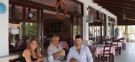Η ταβέρνα «Αλέξανδρος» στα Ραπανιανά Κολυμπαρίου