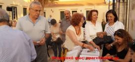 Παρουσίαση έκδοσης τόμου για την Ένωση της Κρήτης με την Ελλάδα
