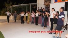 H ετήσια χοροεσπερίδα του «Ζάλου» με πλάνα βιντεοσκόπησης