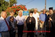Το όνομα του αείμνηστου καθηγητή Γεωργίου Φαλδαμή σε δρόμο του Δήμου Χανίων