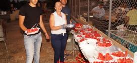 Γλέντι προς… τιμή του καρπουζιού στα Χωραφάκια Ακρωτηρίου Χανίων