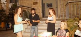 ΣΤΟ 2ο ΓΕΛ ΧΑΝΙΩΝ:  Εκδήλωση αποφοίτησης μαθητών Γ' Λυκείου