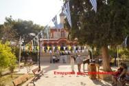 ΣΤΗ ΧΑΛΕΠΑ ΧΑΝΙΩΝ:  Λαμπρός ο εορτασμός της Αγίας Μαγδαληνής