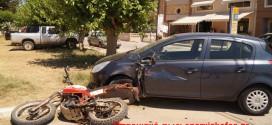 Δύο τραυματίες σε τροχαίο ατύχημα στο Καστέλι Κισάμου