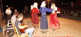 ΣΤΟ ΓΙΑΛΙ ΤΖΑΜΙΣΙ:  Κισαμίτικη μουσικο-χορευτική εκδήλωση