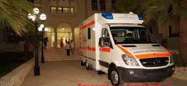 Εγκαινιάστηκε Κινητή Ιατρική Μονάδα για ευπαθείς ομάδες στο Καστέλι Κισάμου