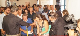 Ορκωμοσία Δήμου Σφακίων (Βίντεο) και Φωτογραφίες