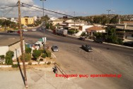 ΣΤΗΝ ΚΑΤΩ ΣΟΥΔΑ:     Κόμβος μεγίστου κινδύνου με 5 δρόμους χωρίς σηματοδότηση!