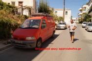 Βρέθηκε το κλεμμένο όχημα χωρίς τα εμπορεύματα